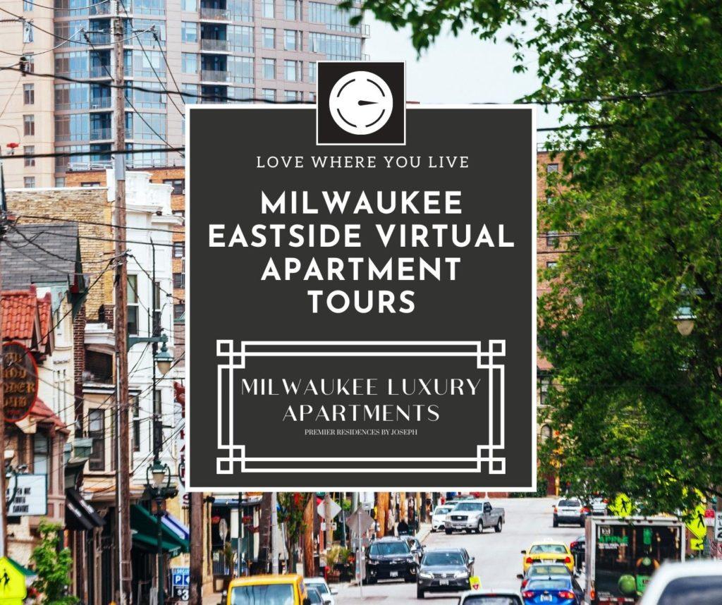 Milwaukee Eastside Virtual Apartment Tours Slide