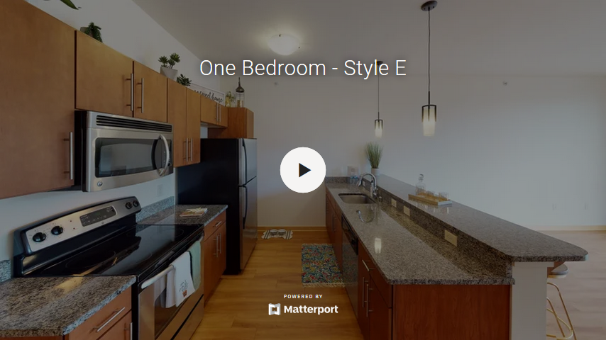 One Bedroom In Milwaukee Virtual Tour