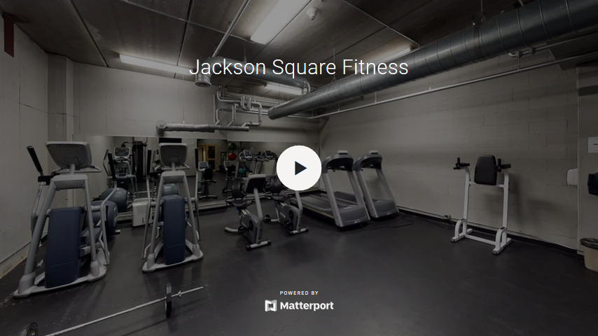 Jackson Square Fitness Room Virtual Tour
