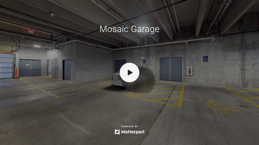 Mosaic Garage Virtual Tour