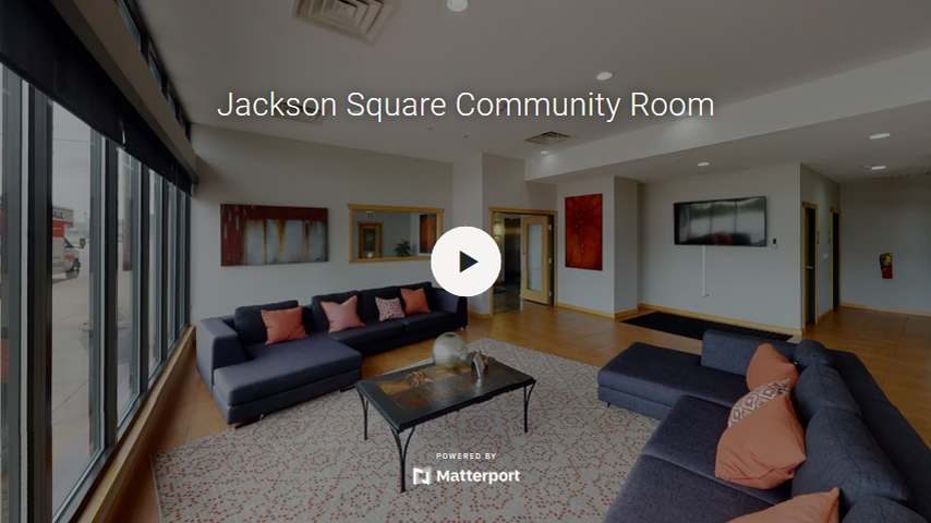 Jackson Square Community Room Virtual Tour