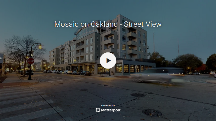 Mosaic on Oakland Milwaukee Virtual Tour