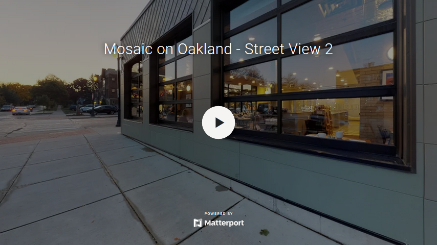 Mosaic on Oakland Street View Virtual Tour