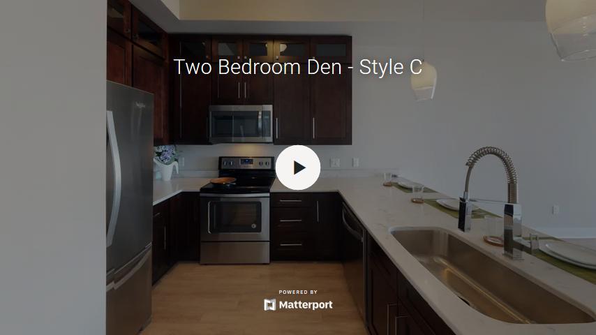 Two Bedroom Den Virtual Tour