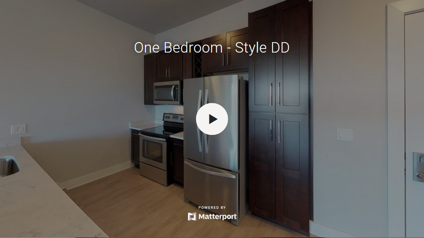 One Bedroom Apartment Virtual Tour