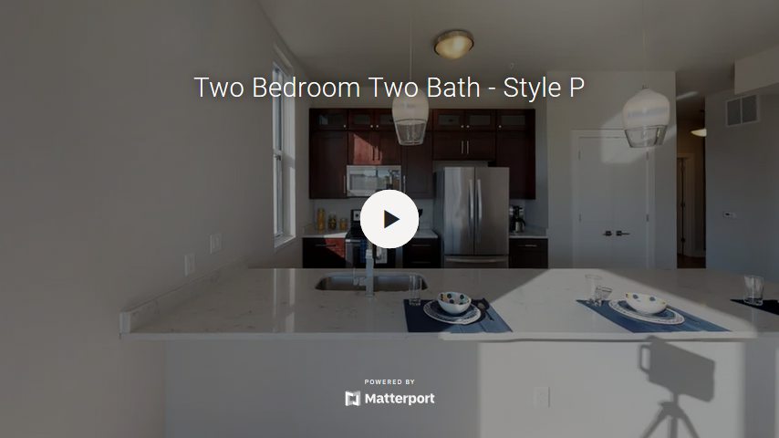 Two Bedroom Milwaukee Virtual Tour