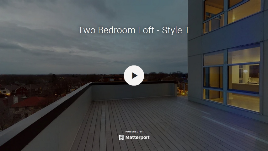Two Bedroom Loft Virtual Tour