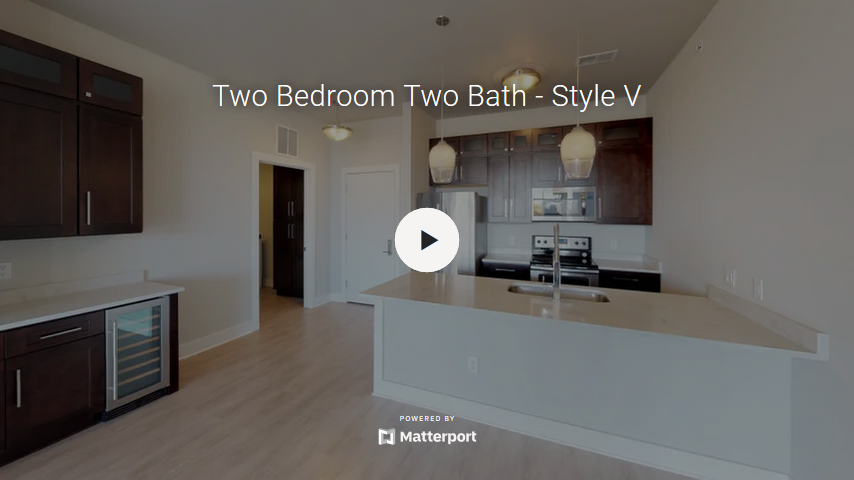 Two Bedroom Two Bath Virtual Tour