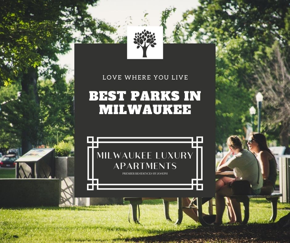 Best Parks in Milwaukee Slide