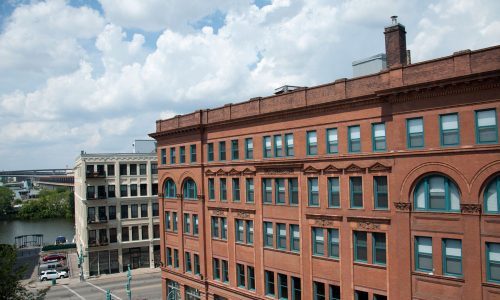 Chicago Street Lofts Sky View