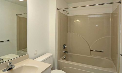 Shower Bath In Riverwalk Apartment